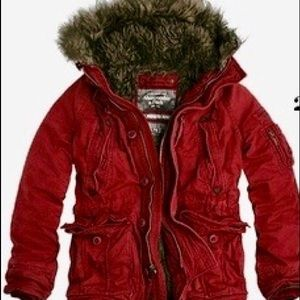Abercrombie & Fitch RARE Mt Washington Jacket